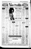 Mansfield & Sutton Recorder Thursday 17 April 1997 Page 34