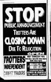 Mansfield & Sutton Recorder Thursday 15 October 1998 Page 16
