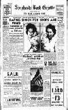 Hammersmith & Shepherds Bush Gazette Friday 06 January 1956 Page 1