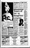 Hammersmith & Shepherds Bush Gazette Friday 01 January 1988 Page 3