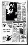 Hammersmith & Shepherds Bush Gazette Friday 01 January 1988 Page 8