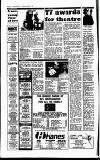 Hammersmith & Shepherds Bush Gazette Friday 01 January 1988 Page 16