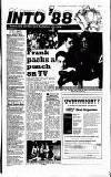 Hammersmith & Shepherds Bush Gazette Friday 01 January 1988 Page 17