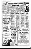 Hammersmith & Shepherds Bush Gazette Friday 01 January 1988 Page 18