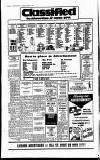 Hammersmith & Shepherds Bush Gazette Friday 01 January 1988 Page 20