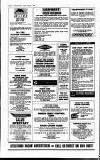 Hammersmith & Shepherds Bush Gazette Friday 01 January 1988 Page 34