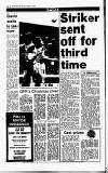 Hammersmith & Shepherds Bush Gazette Friday 01 January 1988 Page 36