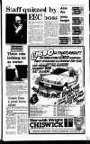 Hammersmith & Shepherds Bush Gazette Friday 24 June 1988 Page 21