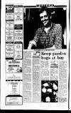 Hammersmith & Shepherds Bush Gazette Friday 24 June 1988 Page 34
