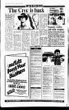 Hammersmith & Shepherds Bush Gazette Friday 24 June 1988 Page 38