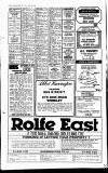 Hammersmith & Shepherds Bush Gazette Friday 24 June 1988 Page 44