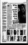 Hammersmith & Shepherds Bush Gazette Friday 14 April 1989 Page 12