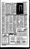 Hammersmith & Shepherds Bush Gazette Friday 14 April 1989 Page 15