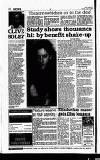 Hammersmith & Shepherds Bush Gazette Friday 14 April 1989 Page 16