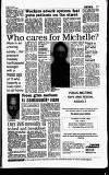 Hammersmith & Shepherds Bush Gazette Friday 14 April 1989 Page 17
