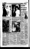 Hammersmith & Shepherds Bush Gazette Friday 14 April 1989 Page 18