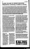 Hammersmith & Shepherds Bush Gazette Friday 14 April 1989 Page 22