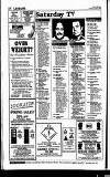 Hammersmith & Shepherds Bush Gazette Friday 14 April 1989 Page 28