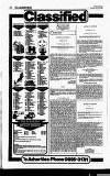 Hammersmith & Shepherds Bush Gazette Friday 14 April 1989 Page 34