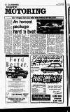 Hammersmith & Shepherds Bush Gazette Friday 14 April 1989 Page 44