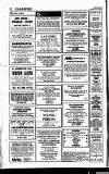 Hammersmith & Shepherds Bush Gazette Friday 14 April 1989 Page 54