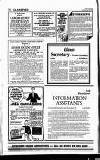 Hammersmith & Shepherds Bush Gazette Friday 14 April 1989 Page 58