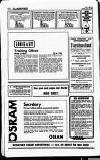 Hammersmith & Shepherds Bush Gazette Friday 14 April 1989 Page 66
