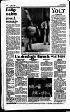 Hammersmith & Shepherds Bush Gazette Friday 14 April 1989 Page 68