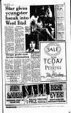 Hammersmith & Shepherds Bush Gazette Friday 29 December 1989 Page 3