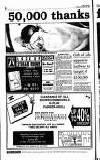 Hammersmith & Shepherds Bush Gazette Friday 29 December 1989 Page 6
