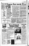 Hammersmith & Shepherds Bush Gazette Friday 29 December 1989 Page 8