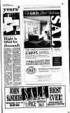 Hammersmith & Shepherds Bush Gazette Friday 29 December 1989 Page 9