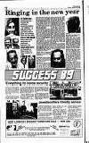 Hammersmith & Shepherds Bush Gazette Friday 29 December 1989 Page 10