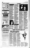 Hammersmith & Shepherds Bush Gazette Friday 29 December 1989 Page 20