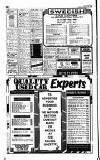 Hammersmith & Shepherds Bush Gazette Friday 29 December 1989 Page 26