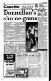 Hammersmith & Shepherds Bush Gazette Friday 29 December 1989 Page 32