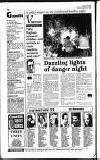 Hammersmith & Shepherds Bush Gazette Friday 02 November 1990 Page 12