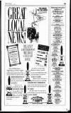 Hammersmith & Shepherds Bush Gazette Friday 02 November 1990 Page 19