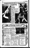 Hammersmith & Shepherds Bush Gazette Friday 02 November 1990 Page 22