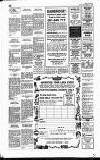 Hammersmith & Shepherds Bush Gazette Friday 02 November 1990 Page 30