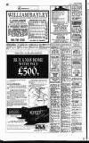Hammersmith & Shepherds Bush Gazette Friday 02 November 1990 Page 38