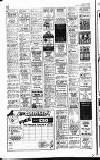Hammersmith & Shepherds Bush Gazette Friday 02 November 1990 Page 42