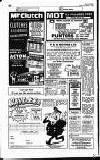 Hammersmith & Shepherds Bush Gazette Friday 02 November 1990 Page 50