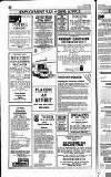 Hammersmith & Shepherds Bush Gazette Friday 02 November 1990 Page 54