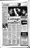 Hammersmith & Shepherds Bush Gazette Friday 02 November 1990 Page 60