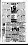 Hammersmith & Shepherds Bush Gazette Friday 03 January 1992 Page 18