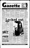 Hammersmith & Shepherds Bush Gazette Friday 24 January 1992 Page 1