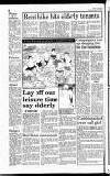 Hammersmith & Shepherds Bush Gazette Friday 24 January 1992 Page 4