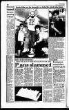 Hammersmith & Shepherds Bush Gazette Friday 24 January 1992 Page 10