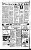 Hammersmith & Shepherds Bush Gazette Friday 24 January 1992 Page 16
